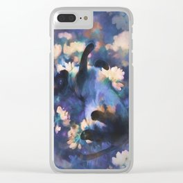 Sulley's Dreams Clear iPhone Case
