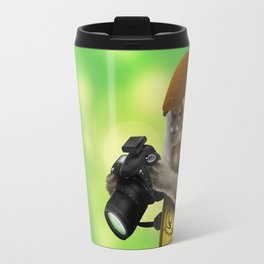 Photographer of the apes iPhone 4 4s 5 5c 6 7, pillow case, mugs and tshirt Travel Mug