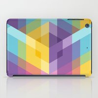 fig iPad Cases featuring Fig. 024 by Maps of Imaginary Places