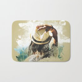 Travel Bath Mat
