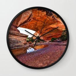 Kachina II Wall Clock