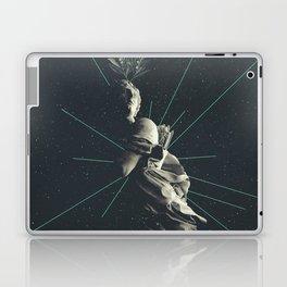 Marbled Dignity Laptop & iPad Skin