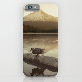The Oregon Duck iPhone Case