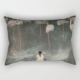 Hanging on to a Dream Rectangular Pillow