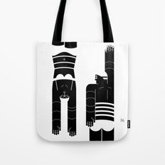 swimmers 1 Tote Bag