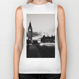 London noir ...  Biker Tank