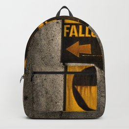Fallout Shelter Backpack