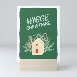Hygge Christmas Mini Art Print
