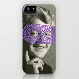 The Crochet Family 005 iPhone Case