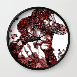 Lemmy Motorhead  Wall Clock