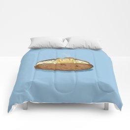 Butter Potato Comforters