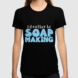 Soapmaking T-shirt