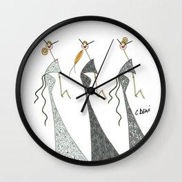 LES DELICATES Wall Clock