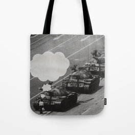 What Were You Thinking? 7 Tote Bag
