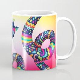 Spontaneus Giraffe Coffee Mug