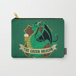 The Green Dragon Pub Carry-All Pouch