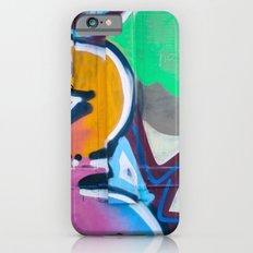 Train Graffiti  iPhone 6s Slim Case