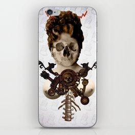 Mort Subite iPhone Skin
