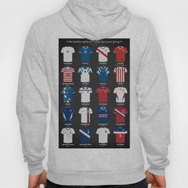 The Evolution of the Us World Cup Soccer Jersey Hoody