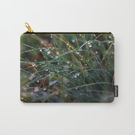 Dew Drops I Carry-All Pouch
