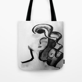 The Minimalist Lady Tote Bag