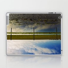 reflectively fenced... Laptop & iPad Skin
