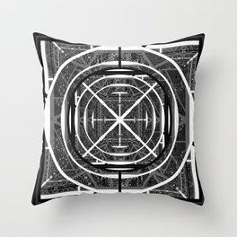 BT 3 Throw Pillow