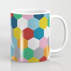 Honeycomb 2 Coffee Mug
