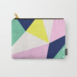 Spring Spectrum Carry-All Pouch