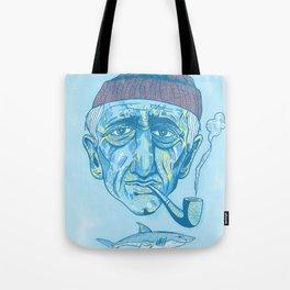Cousteau. Tote Bag