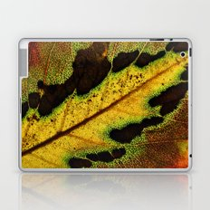 Leaf Veins III Laptop & iPad Skin