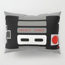 Retro Game Console Pillow Sham