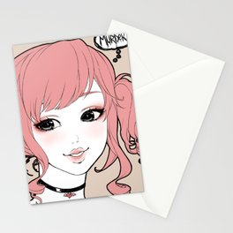 More than Meets the Eye Stationery Cards