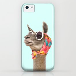 FASHION LAMA iPhone Case
