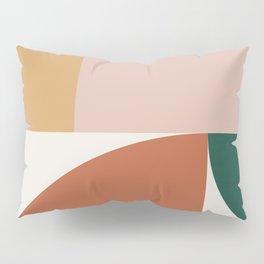Abstract Geometric 10 Pillow Sham