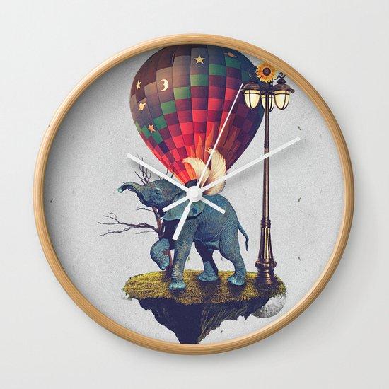 Lfant. Wall Clock