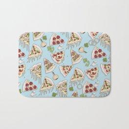 Pizza Bath Mat