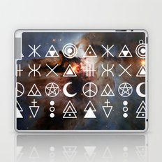I Saw The Sign Laptop & iPad Skin