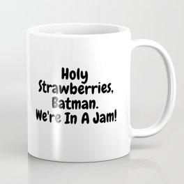 Holy Strawberries Coffee Mug