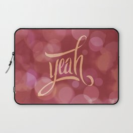 YEAH! 2 Laptop Sleeve