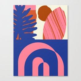 Morocco Canvas Print