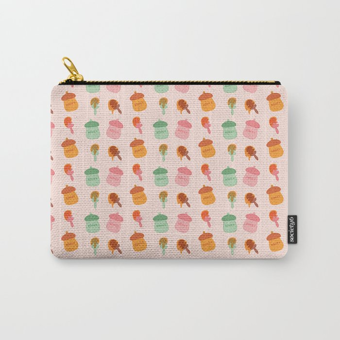 Honey P Carry-All Pouch