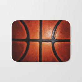 Basketball Bath Mat