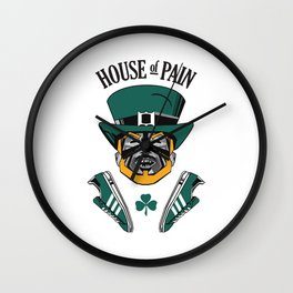 House OF Pain Wall Clock