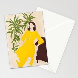 Citrine Dream Stationery Cards