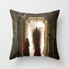 VOGUE INDIA Throw Pillow