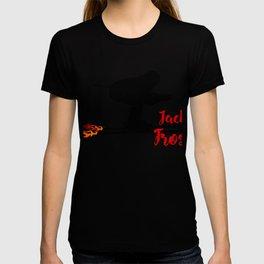 Ski speeding at Jack Frost T-shirt