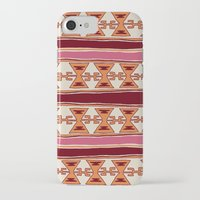 cleveland iPhone & iPod Cases featuring Cleveland by Little Brave Heart Shop