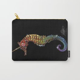 Magical Seahorse Carry-All Pouch