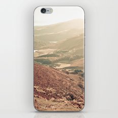 Mountains of Ireland. iPhone & iPod Skin
